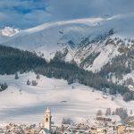 Skiopening im Club Med St. Moritz